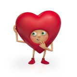 funny-red-valentine-heart-cartoon-thinking-28325182